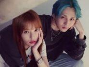 Se revela que DAWN participó en la creación del nuevo álbum de HyunA