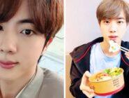 Jin de BTS dejó la cocina como pasatiempo debido a sus alergias alimentarias
