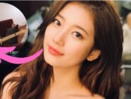Suzy nos asombra con su rostro sin maquillaje y su canto en vivo