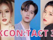 KCON anuncia una increíble alineación final para KCON: TACT 3