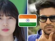 Suzy estaría en conversaciones para interpretar el papel principal en una película india dirigida por Shankar