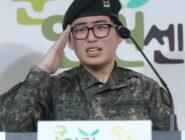 Hallan muerto al primer soldado transgénero de Corea en su casa
