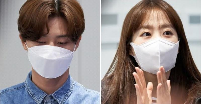Park Bo Young Y Park Seo Joon se emocionan por filmar su próximo thriller sobre desastres