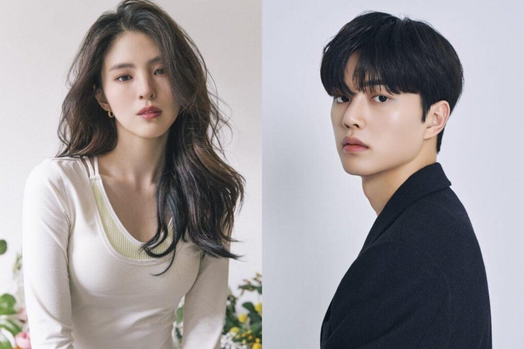 Han So Hee y Song Kang tienen su primer encuentro en el teaser de su próximo drama