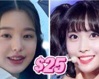 Momo de TWICE y Jang Wonyoung usaron el mismo vestido de $ 25 (pero lo hicieron lucir caro a su manera)