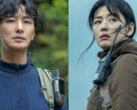 El próximo K-Drama de Jun Ji Hyun y Ju Ji Hoon, «Jirisan», presenta adelantos