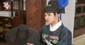 'The King's Affection' muestra imágenes de Rowoon en su primer drama histórico
