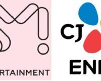 CJ ENM supuestamente adquirirá SM Entertainment