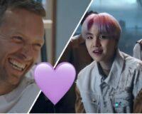 Coldplay comparte su cariño y aprecio por Suga de BTS luego del lanzamiento del remix «My Universe»