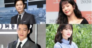 El próximo K-Drama «Our Blues» confirma posiblemente el elenco principal con más estrellas de renombre de la historia